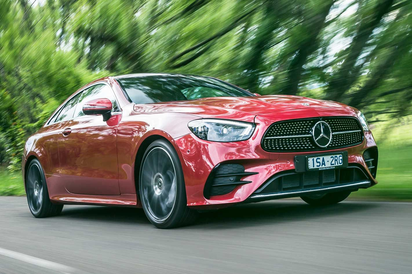 Mercedes-Benz E300 Coupe – evocative styling in a performance package that wants for little.