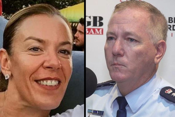 Article image for Police Commissioner's message to missing Melissa Caddick