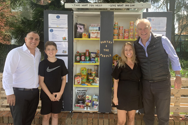 How a community initiative is inspiring a new generation of generosity