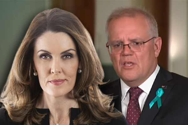 Article image for 'This doesn't smell right': Peta Credlin doubts Prime Minister's claims about alleged rape