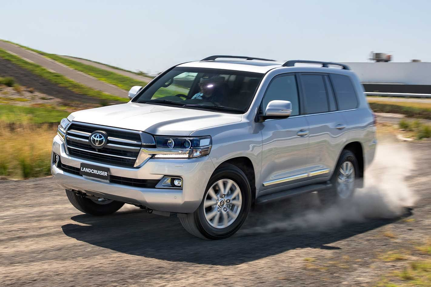 Record Toyota LandCruiser sales in January as buyers take to the road to see Australia.