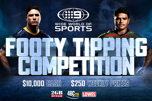 Article image for FOOTY TIPPING | Presenter tips for Round 4