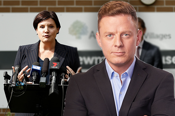 Article image for 'She's finished': Ben Fordham reveals Labor's unease over Jodi McKay's leadership