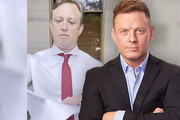 Article image for Ben Fordham rips into Queensland's 'embarrassment' amid NSW snub