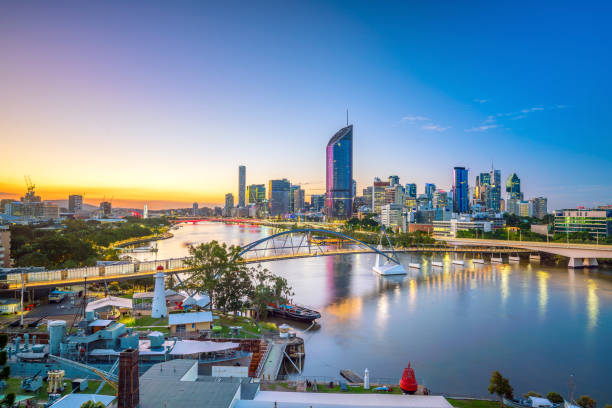 Brisbane in the box seat for the 2032 Olympic Games