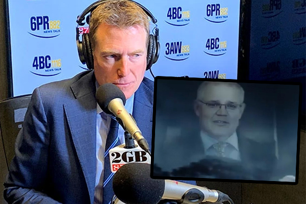 Unions' 'disgusting' ad targeting Scott Morrison condemned by Attorney-General