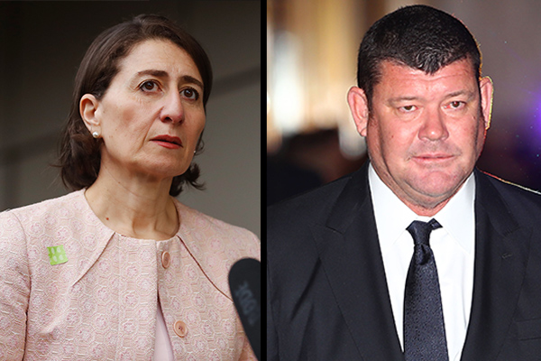 Article image for 'All bets are off': NSW Premier reacts to damning Crown report