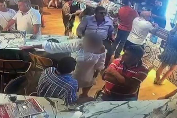Article image for Victim speaks out: Racing identity allegedly assaults women in Gold Coast pub