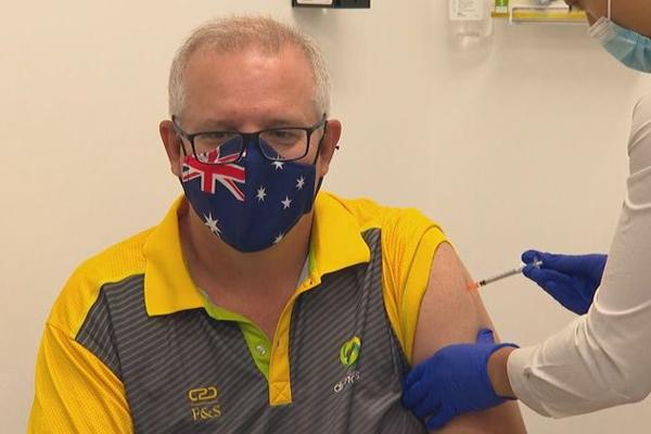 Australia's COVID-19 vaccine rollout begins