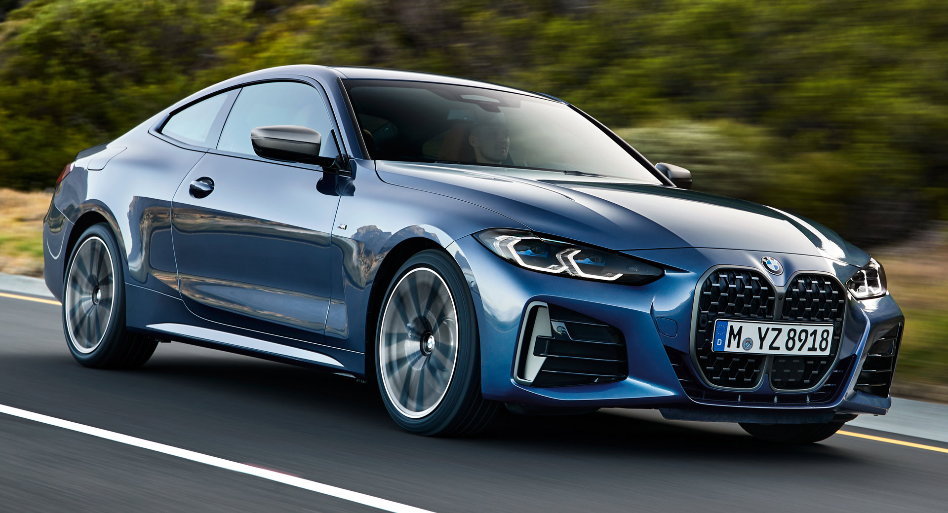 BMW's 2nd 4-series Coupe a winner especially the 430i.