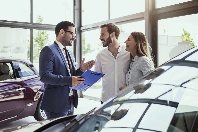 The reason why your new car is taking six months to arrive