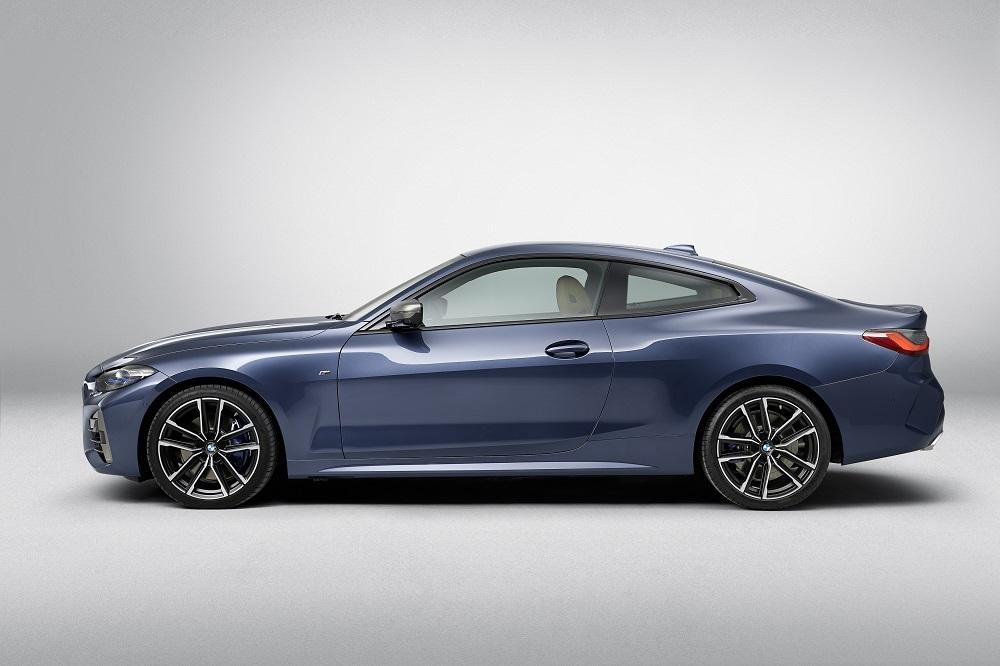 BMW Serie 4 Coupé - 3er
