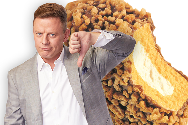 Petition started to change the name of the Golden Gaytime