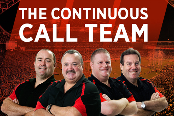 Article image for The Continuous Call Team podcasts