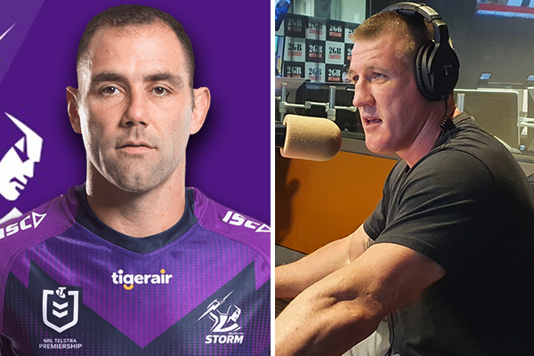 Paul Gallen lays out his theory on Cameron Smith's future