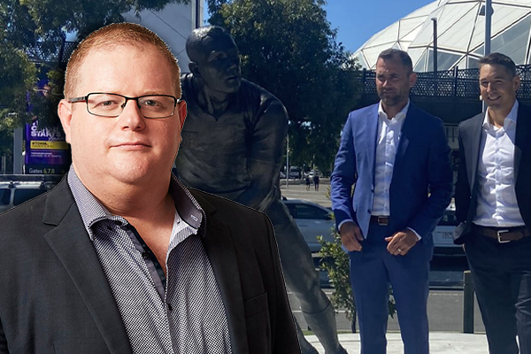 Article image for Mark Levy defends Cameron Smith after commentators 'miss the mark'