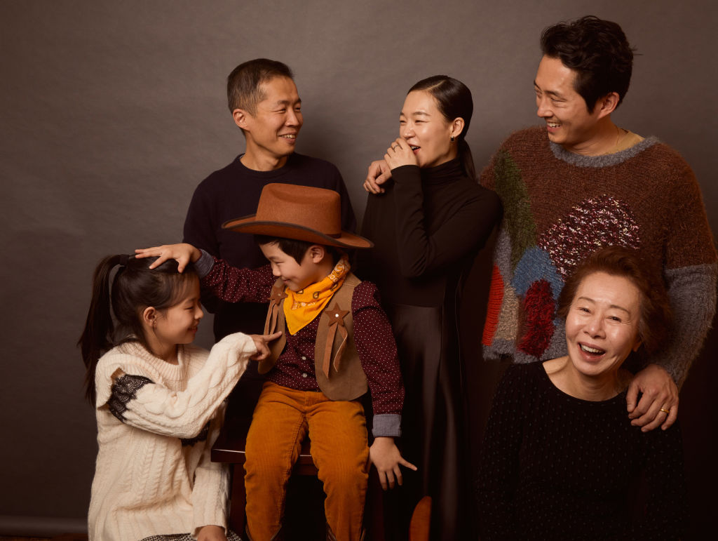 Poignant new film 'Minari' paves way for history-making actress