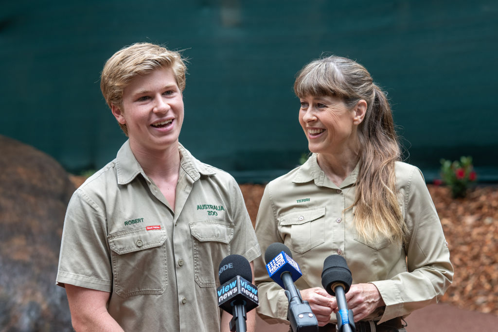 Article image for Steve Irwin's legacy: Robert Irwin shares early memories that shaped his life