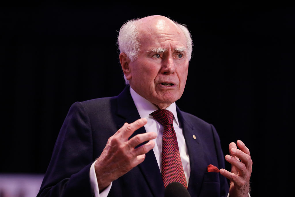 John Howard backs Prime Minister's handling of Christian Porter allegation
