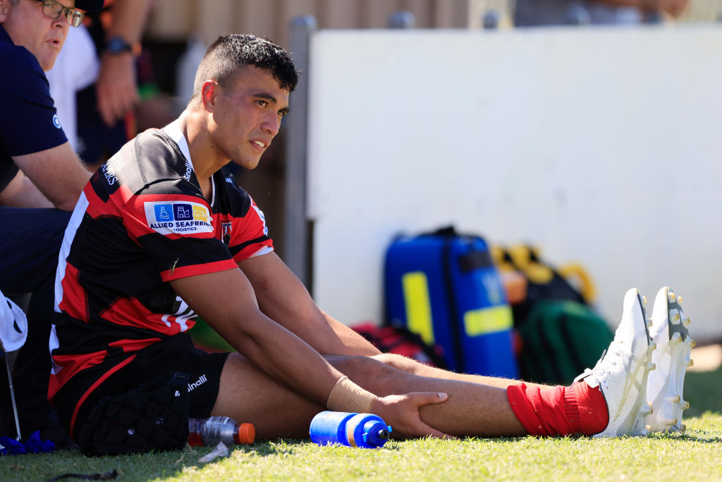 Article image for Roosters coach rules Joseph Suaalii out of round four debut