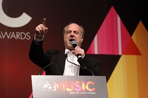 Article image for 'Just shattering': Michael Chugg reacts to sudden death of music icon Michael Gudinski