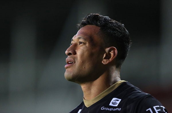 Players Association says Israel Folau should be afforded 'due process' in pathway back