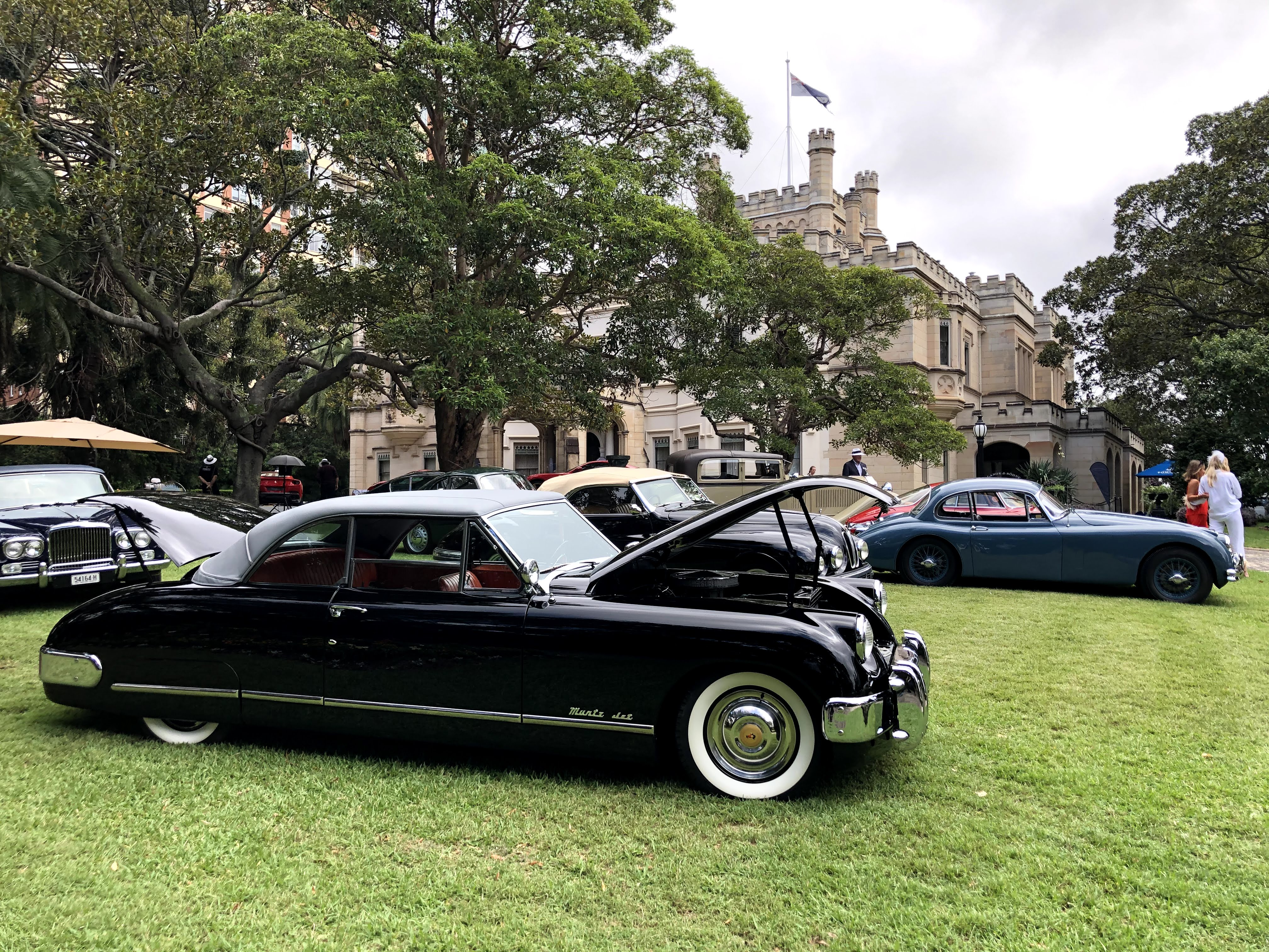 A big weekend for car collectors at two very special events.