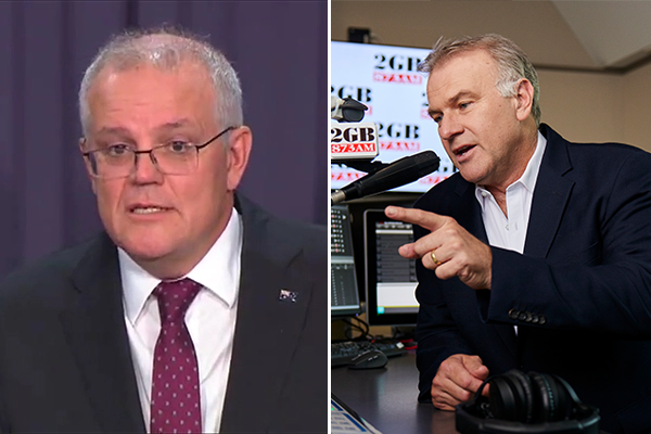 Article image for Jim Wilson hits out at Opposition's 'anti-Scott Morrison agenda'
