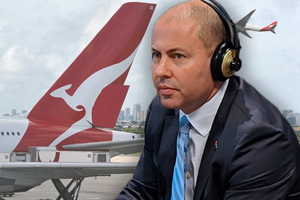 Article image for Government backflips, grants Qantas JobKeeper replacement