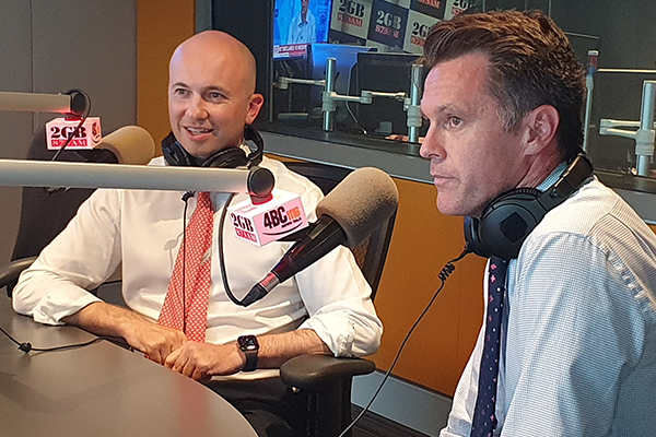 Article image for 'I'm not ready': Chris Minns' vague answers on Labor leadership entertain Liberal MP