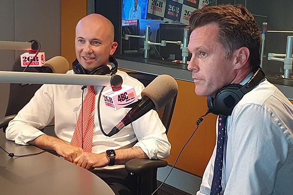 'Totally fake news': Matt Kean promises toasty winters will stay