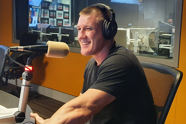 Article image for 'I like it to be a war of attrition': Paul Gallen's 18th man alternative