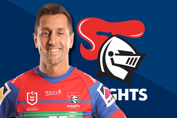 Article image for 'Milestone man' Mitchell Pearce reminisces on career highlights