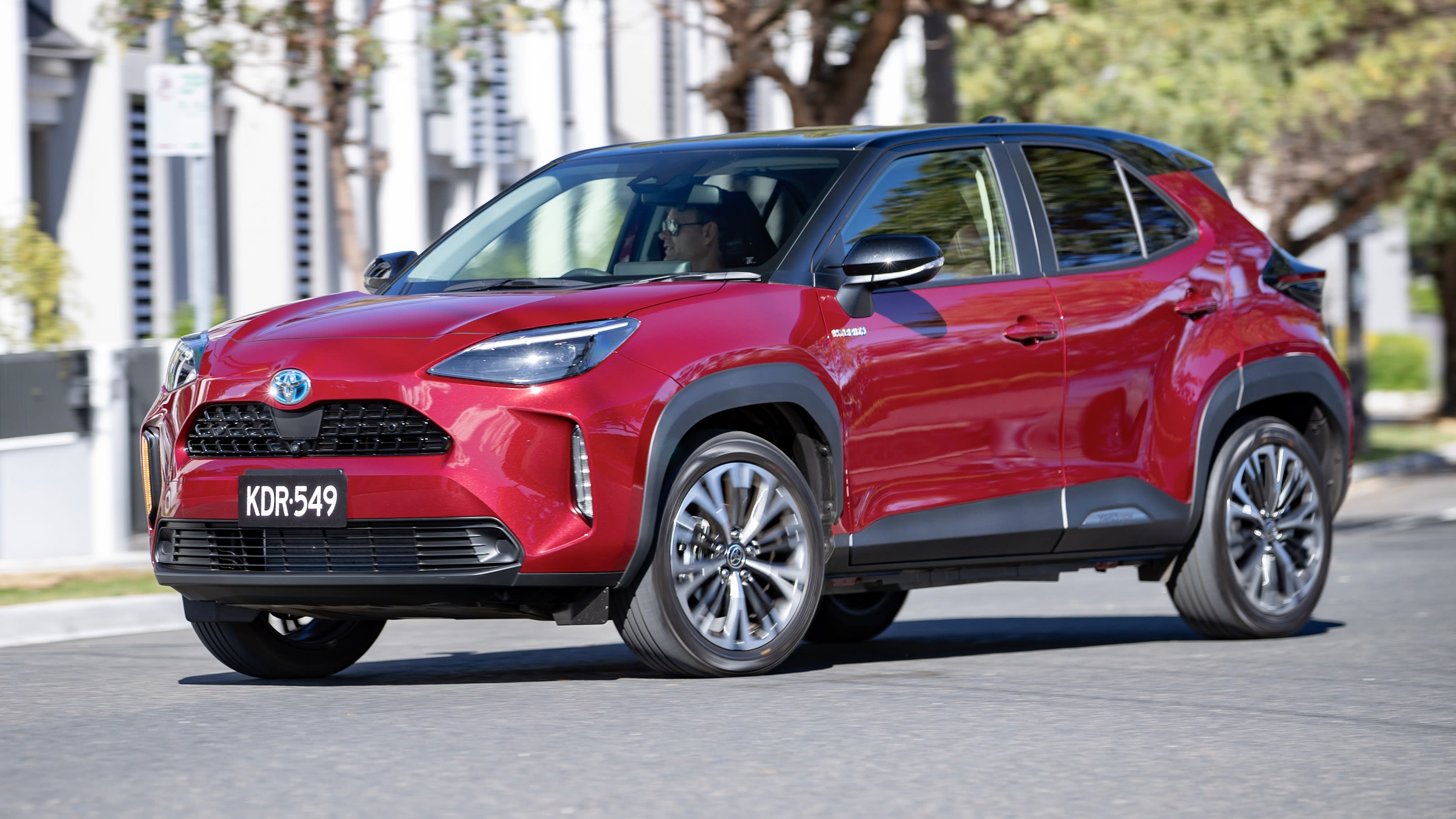The compact SUV market gets a new entrant from Toyota but is it good enough to topple the  segment leading Mazda CX-3.