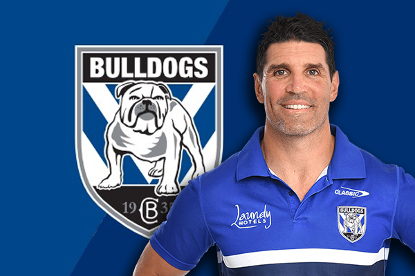 Article image for 'Realist' Bulldogs coach expects lows in coming NRL season