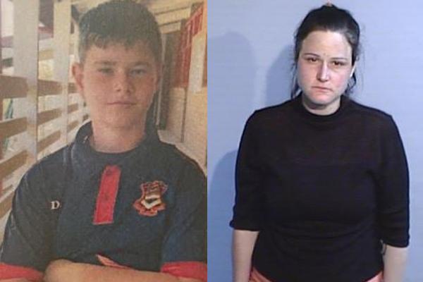Article image for AMBER ALERT | Missing 12yo boy found