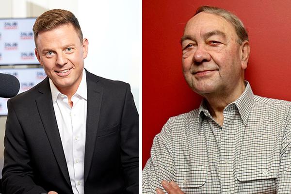 Article image for Ben Fordham honours radio legend John Brennan