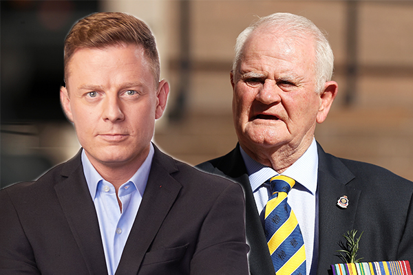 'Man up!': Ben Fordham challenges RSL boss on ANZAC Day restrictions