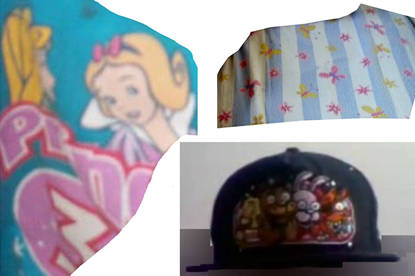 Article image for Do you recognise these objects? AFP's public appeal to save children from paedophiles