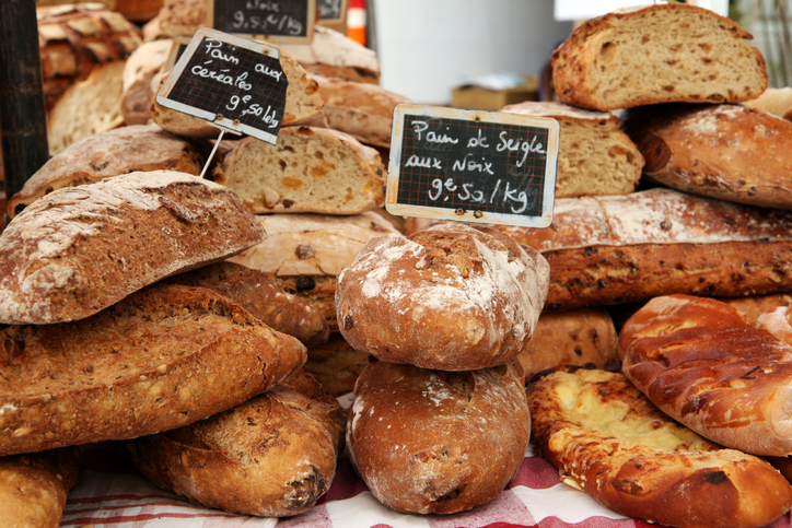 From yeast to west: The great love of bread