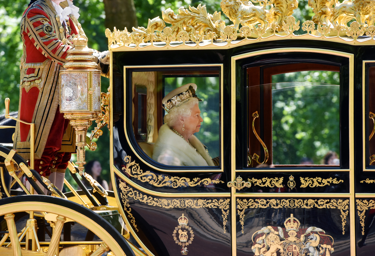 Queen's 'true to form' statement leaves British public generationally divided