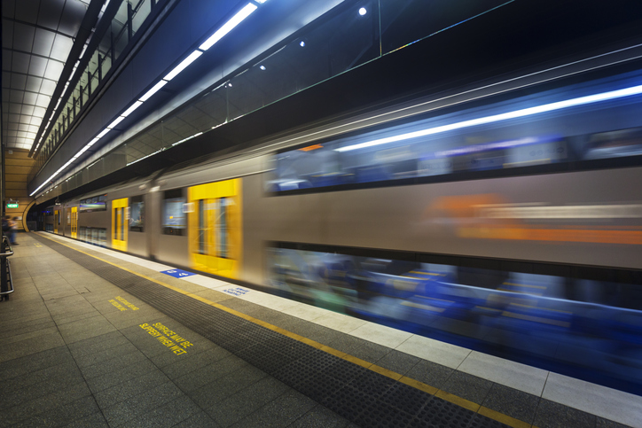 Commuters advised to leave work late as rail strike delays flow on