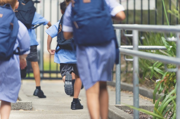 Article image for COVID-19 school restrictions to ease from Monday