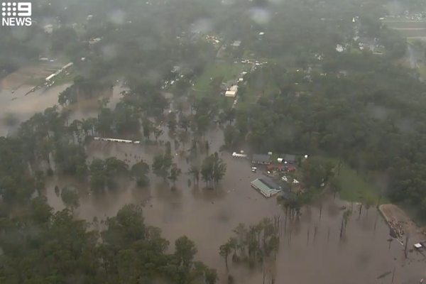 Evacuations across the state as NSW battles through 'once in 100 year' flood