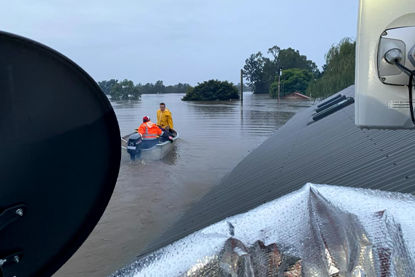 Article image for 'Absolutely devastating': Family's newly renovated 'dream home' submerged