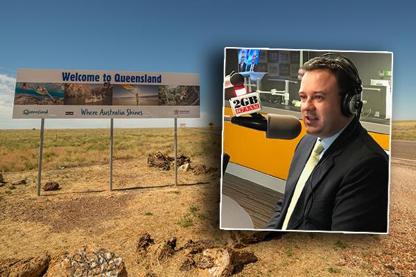Federal government accused of rewarding Queensland's 'bad behaviour'