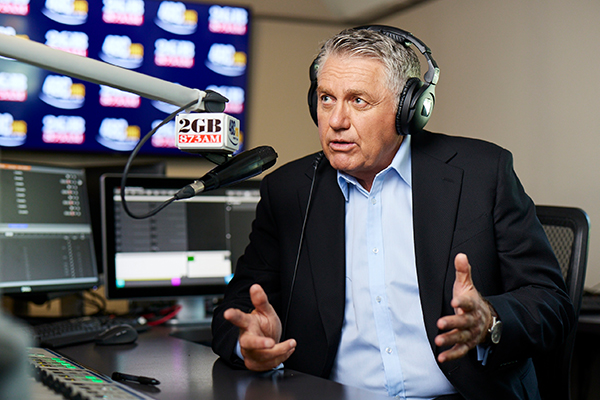 Article image for Ray Hadley's message to his regional listeners