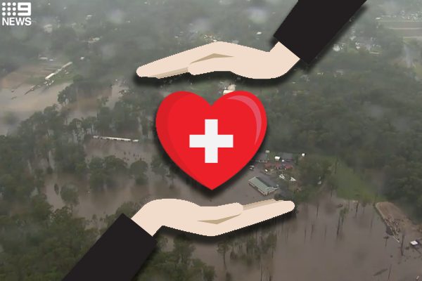 NSW floods: How you can help those affected