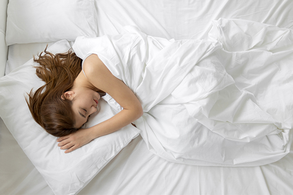 Article image for The secrets to a good sleep