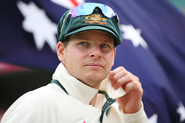 Article image for 'I'd be a better leader': Steve Smith eager to captain Australia again